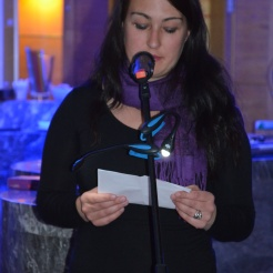 Jasmina Milanović noč knjige