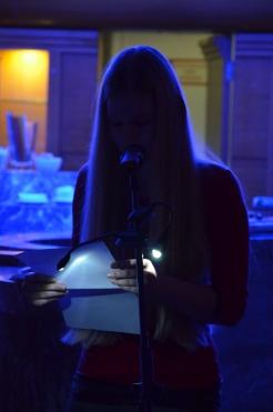 Veronika Šoster noč knjige
