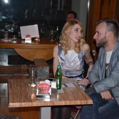 Gaja Jezernik Ovca Boris Kos noč knjige
